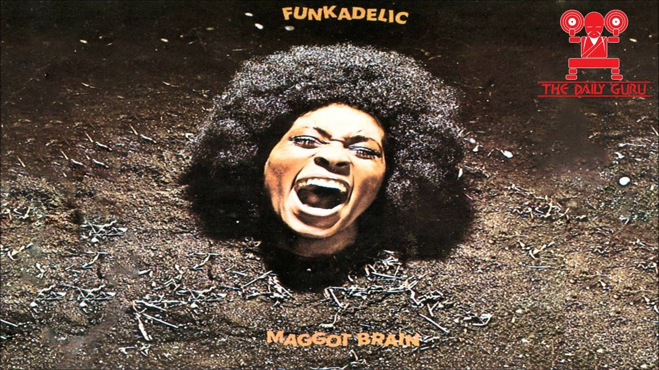 funkadelic   u0026quot maggot brain u0026quot  album review