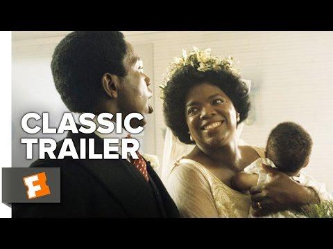 The Color Purple  (1985) Official Trailer  - Oprah Winfrey, Steven Spielberg Movie HD