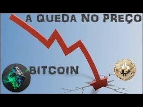 Blockchain | Preço do bitcoin caiu forte. E agora?