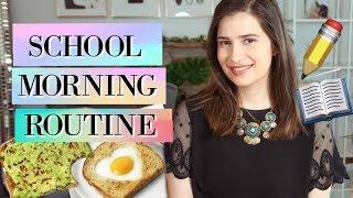 School Morning Routine 2019!