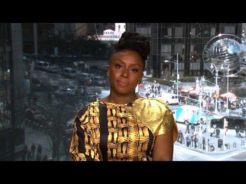 Amanpour interviews Chimamanda Ngozi Adichie