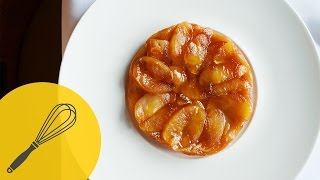 Klassische Tarte Tatin | Köstlicher Franzöischer Karamel-Apfelkuchen | Richard x Kitchen Stories