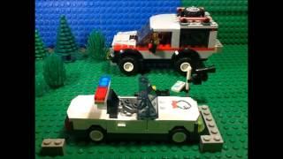 Lego Zombie война против тьмы серия 2