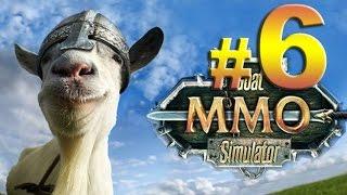 Goat MMO Simulator - La Leyenda de la Cabra Cabreadora - En español - Parte FINAL