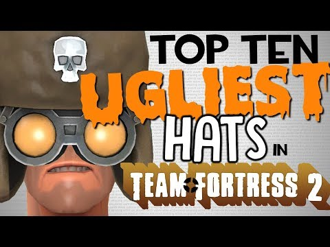 The Top Ten Ugliest Hats In Team Fortress 2