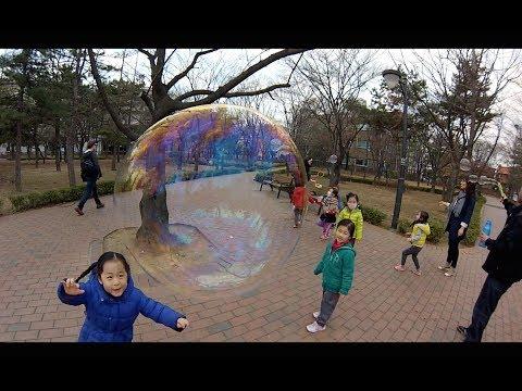 Gangnam SLP Daecheong Park Trip
