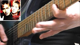 B'z BAD COMMUNICATION (GUITAR COVER)