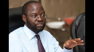 Kisumu KMTC students protest against Governor Nyong'o's directive