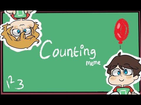 Counting ( original meme uwuw )