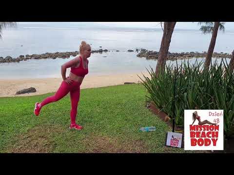 """Wyzwanie Dzień 1️⃣8️⃣ Ewa Chodakowska Wyzwanie """"MISSION BEACH BODY 50dni"""" from YouTube · Duration:  1 minutes 59 seconds"""
