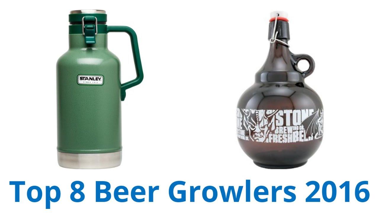 8 best beer growlers 2016 youtube