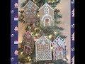 DIY Dollar tree gingerbread house  ornaments