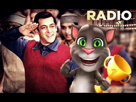 Thumbnail: Tubelight - RADIO SONG | ft Bolka Boka | Talking Tom Version 1.0