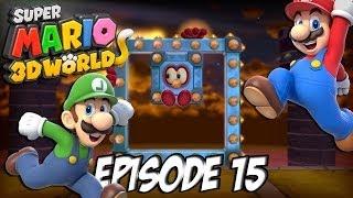 Super Mario 3D World: Let's Fun | Les carrés qui piquent | Episode 15 Thumbnail