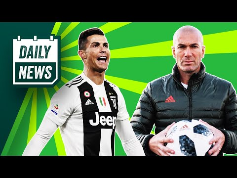 Zidane's Chelsea demands, Mourinho 'wants' PSG job + CR7 & Messi score! ► Onefootball Daily News