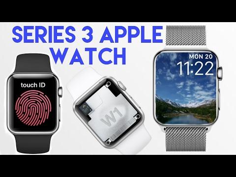 Apple Watch Series 3 Wishlist