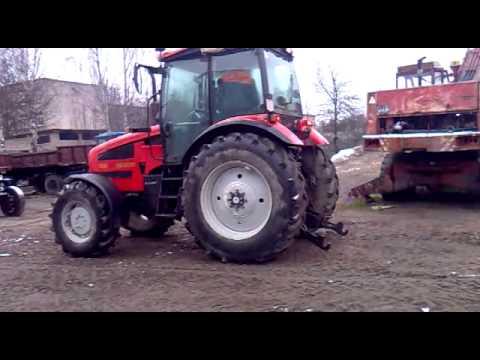 Купить трактор МТЗ 1221 - YouTube
