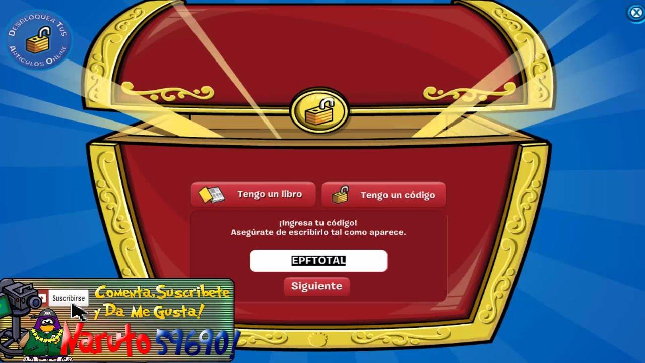club penguin nuevos codigos reutilizables marzo 2013 1 500 monedas