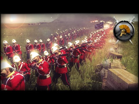 ISANDLWANA! - Khartum and Zulu Total War Mod Gameplay