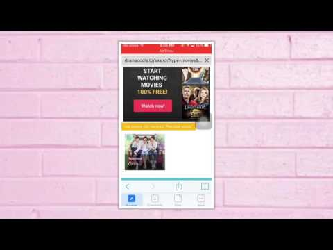 How to download K-drama on IOS!!! (Tutorial FOR IOS 10 ONLY!!!!)