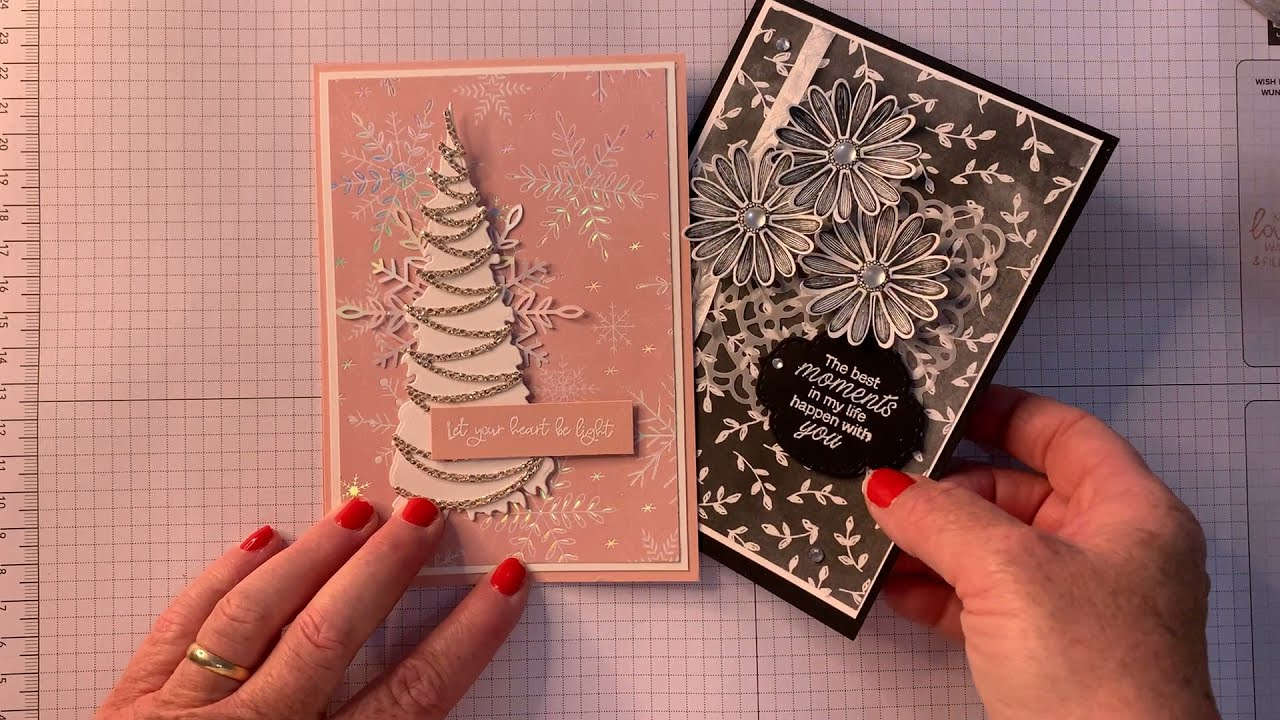 Whimsical Trees For The Stamp Around The U K Video Hop!