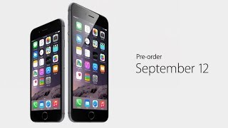 iPhone 6 iPhone 6 Plus iOS 8 Final Revealed WWDC 2014