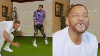 Jason Derulo Knocks Will Smith Teeth After Prank Goes Wrong