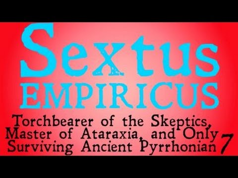 Who Was Sextus Empiricus? (Famous Philosophers)