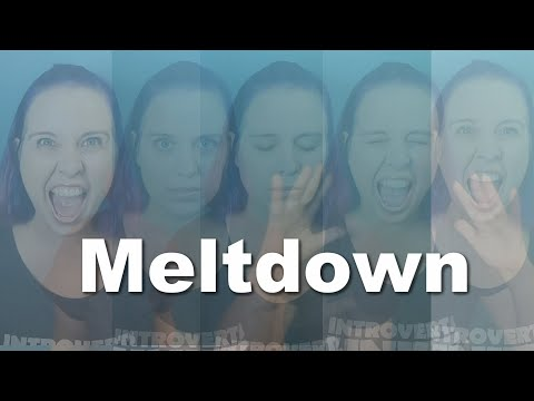 Autism Meltdowns on Video  An Autistic Perspective