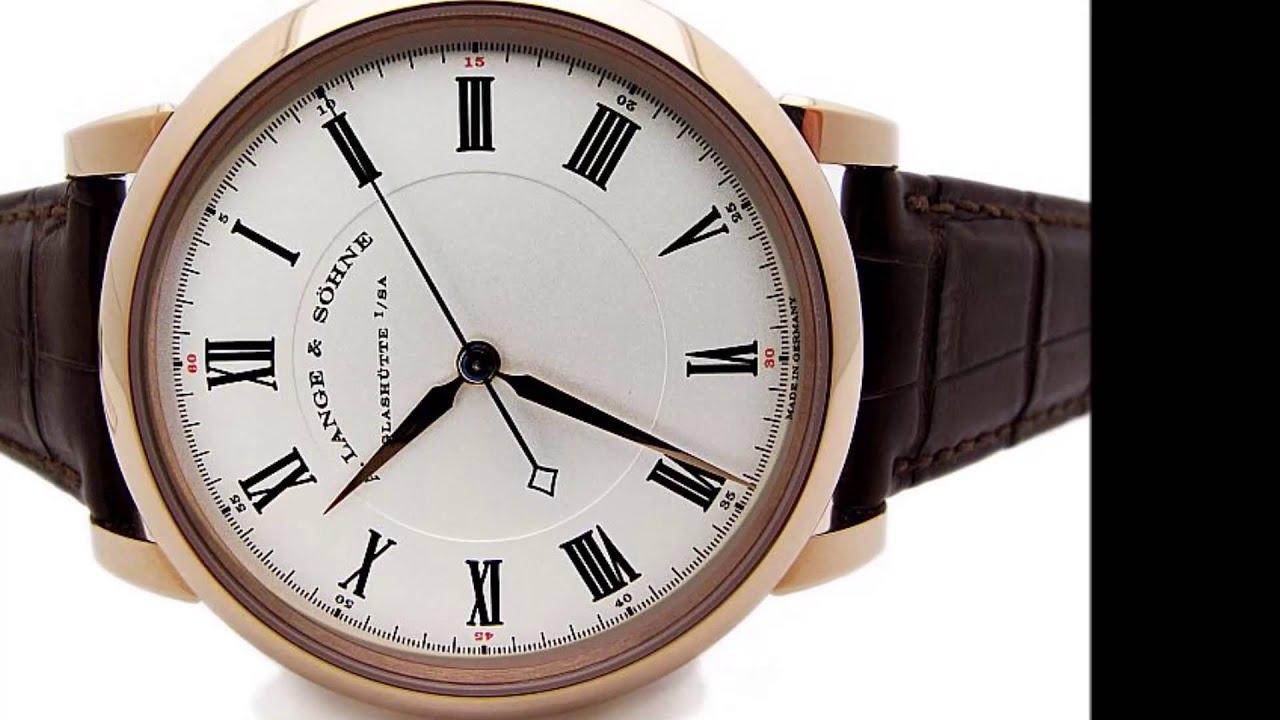 Швейцарские часы a. Lange & sohne можно выгодно продать или купить в часовом ломбарде перспектива в москве. Подержанные наручные часы.