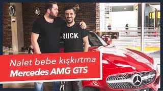 Doğan Kabak | Nalet Bebe Kışkırtma - Mercedes AMG GTS
