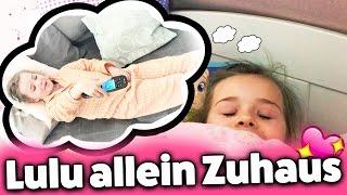 Morning Routine - TRAUM vs. REALITÄT 😍  Lulu allein zu Haus!