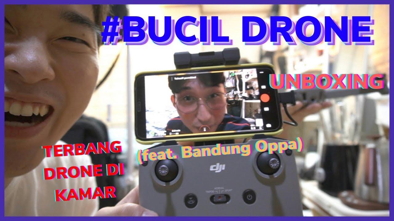 BAHAYA terbang drone di kamar gw (feat. Bandung Oppa)