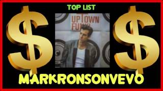 How much does MarkRonsonVEVO make on YouTube 2016