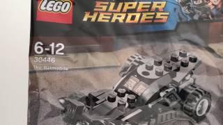 LEGO BATMAN v SUPERMAN 30446 The Batmobile Polybag