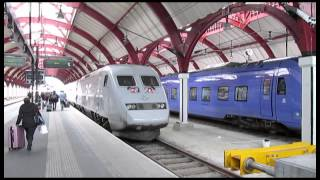 Train Copenhagen-Stockholm | Denmark - Sweden