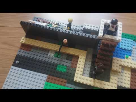 Лего-Самоделка: Зомби-Апокалипсис
