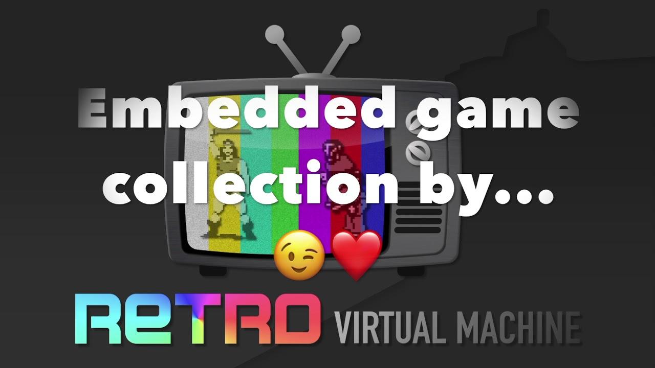 Retro Virtual Machine, El emulador de Amstrad CPC y ZX