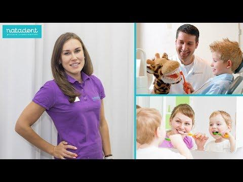 168. Что делать, если ребенок отказывается чистить зубы? Натадент