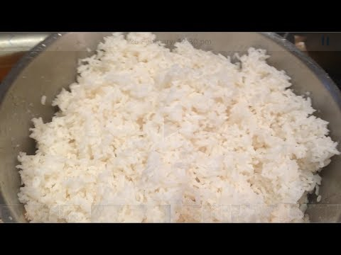 How To Cook The Perfect Jasmine Rice