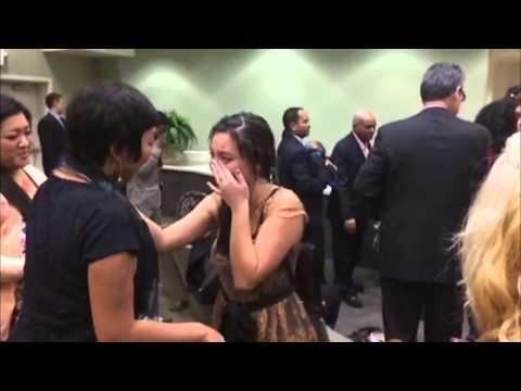 Fabienne's Baptism