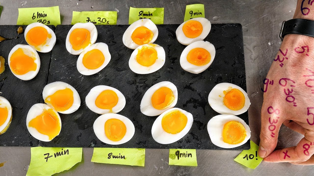 My Soft-Boiled Egg Madness. (味付け玉子)