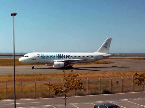 Plane Spotting at Genova Int'l Airport ( GOA - LIMJ ) 2