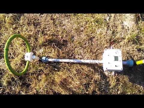 Импульсный металлодетектор на Arduino Nano - Pulse  metal detector on Arduino Nano - FoxyPI v3.2