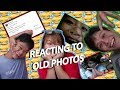 REACTING TO OUR OLD FUNNY PICTURES, FACEBOOK POSTS AND VIDEOS FT. KAPATIDS