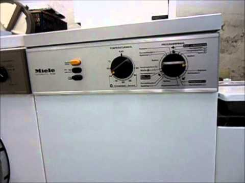 miele automatic w 486 toplader waschmaschine youtube. Black Bedroom Furniture Sets. Home Design Ideas