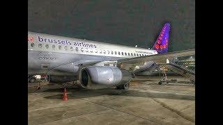 Brussels Airlines | Sukhoi SSJ100 | BRU-VIE