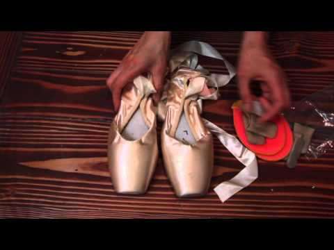 ASMR Ballet Pointe Shoes II