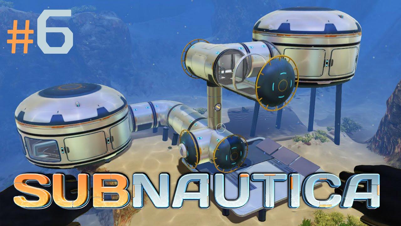 subnautica nouvelle base gameplay part 6 fr hd pc. Black Bedroom Furniture Sets. Home Design Ideas
