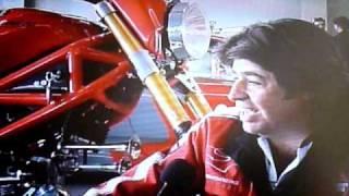 Moto Frisoli - Ducati Mutant 00 Custom Cruiser